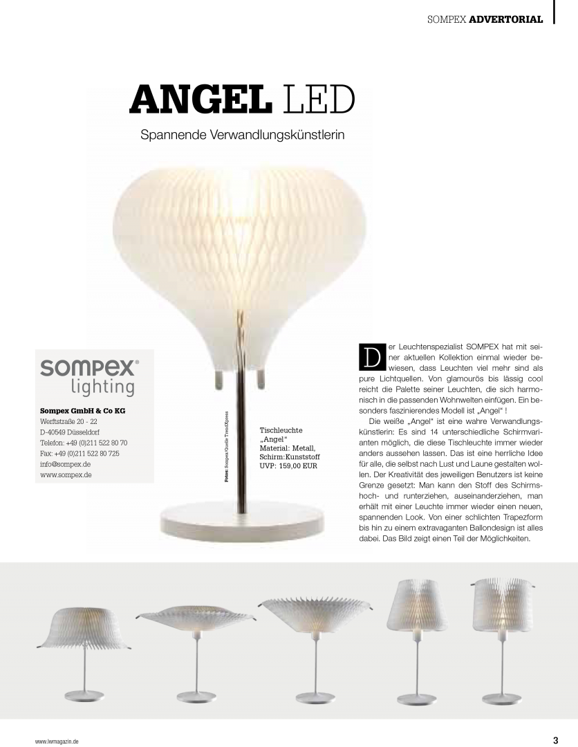 Sompex Angel