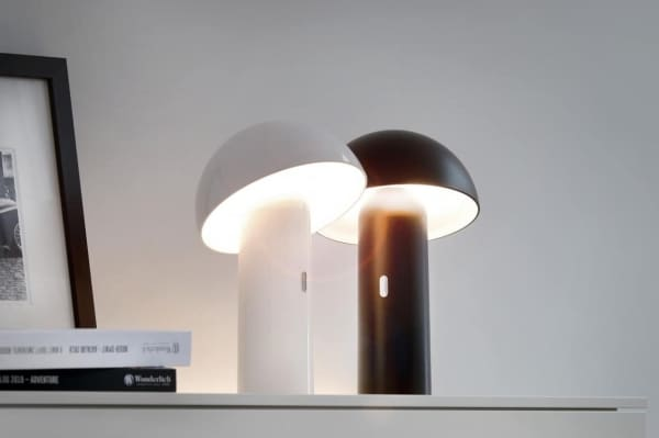 Luminaires from Sompex and Villeroy & Boch